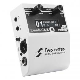 Simulador de altavoz Two Notes Torpedo CAB M Speaker Sim