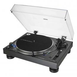 Giradiscos tracción directa Audio-Technica AT-LP140XP Black