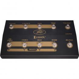 Footswitch para amplificador Peavey Ecoustic Foot Controller