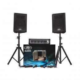 Equipo PA portatil Peavey Audio Performer Pack