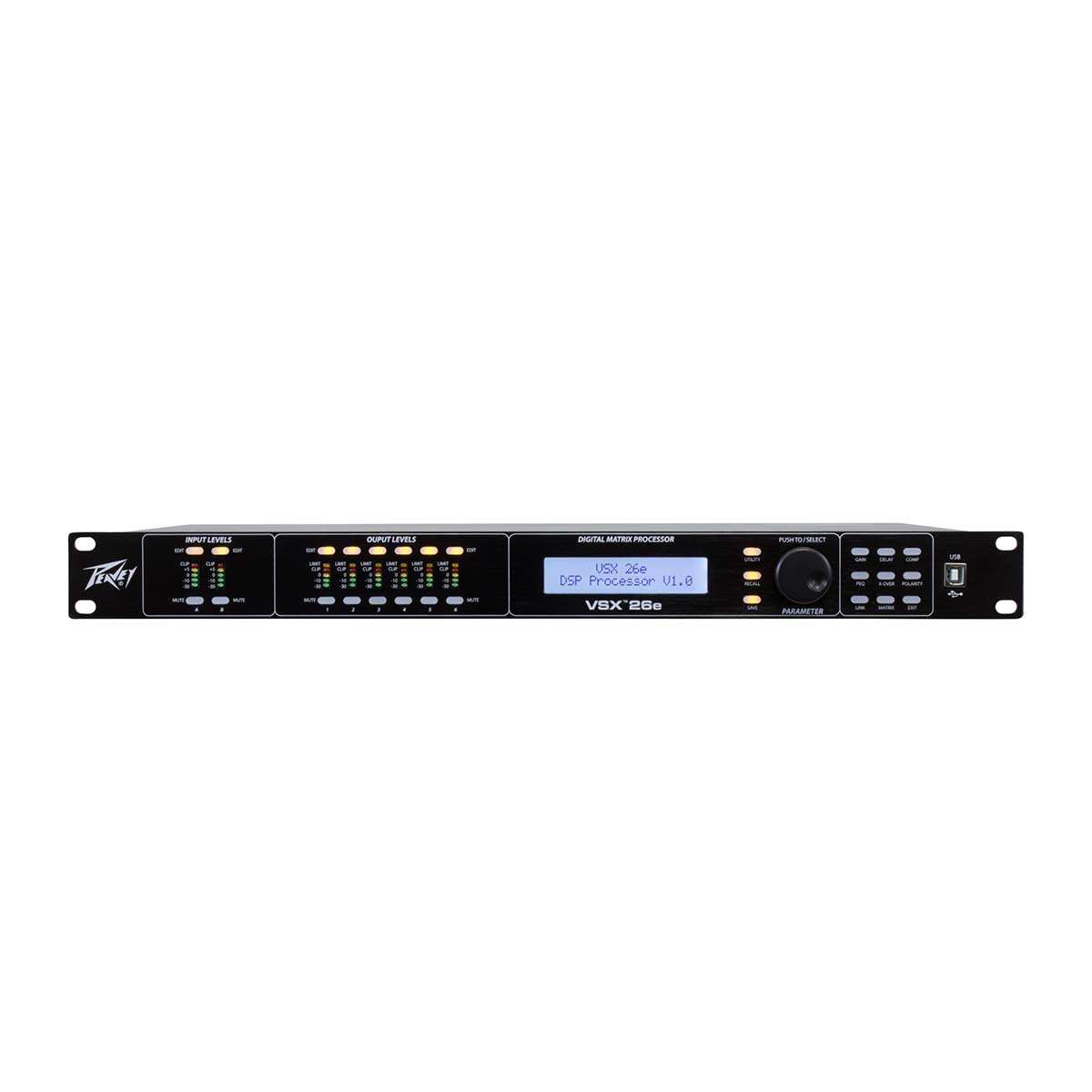 Crossover digital Peavey VSX 26e
