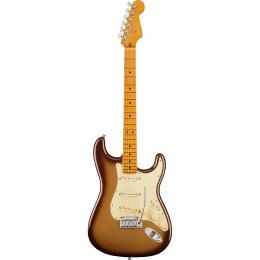 Guitarra eléctrica Fender American Ultra Stratocaster MN MBST