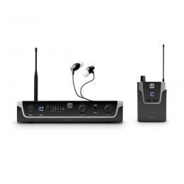 Sistema monitoraje In-Ear LD Systems U305.1 IEM HP