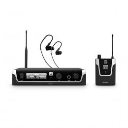 Sistema monitoraje In-Ear LD Systems U508 IEM HP