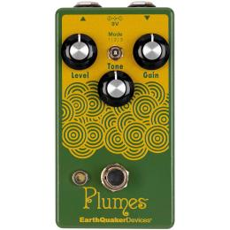 Pedal overdrive EarthQuaker Devices Plumes
