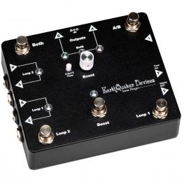 Pedal router de señal EarthQuaker Devices Swiss Things
