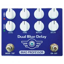 Pedal de delay para guitarra Mad Professor Dual Blue Delay