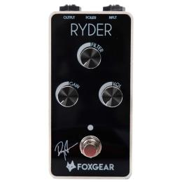 Pedal de distorsión para guitarra Foxgear Ryder Distortion