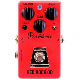 Pedal overdrive guitarra Providence Red Rock OD ROD-1