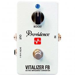 Pedal booster guitarra Providence Vitalizer FB VFB-1