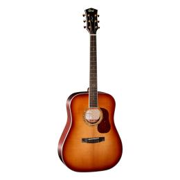 Guitarra acústica dreadnought Cort Gold D8 LB