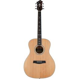 Guitarra acústica Hagstrom Siljan II Dreadnought Natural