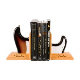 Fender Strat Body Bookends SNB - Sujetalibros Fender Strat