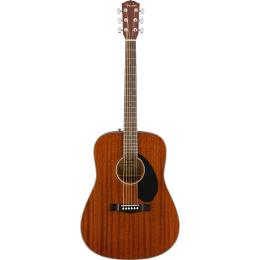Guitarra acústica Fender CD-60S WN All Mahogany