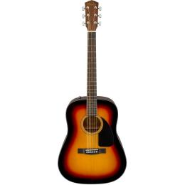 Guitarra acústica Fender CD-60 V3 DS WN SB