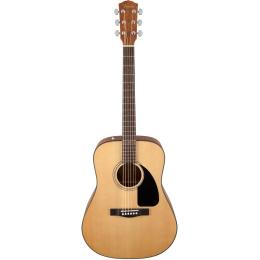 Guitarra acústica Fender CD-60 V3 DS WN NAT
