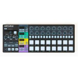 Superficie control secuenciador pads Arturia BeatStep Pro Black Edition