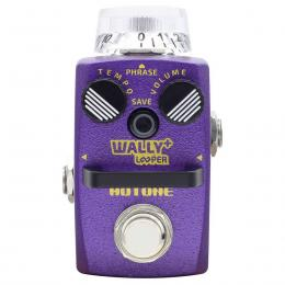 Pedal de efectos Hotone Wally+ Looper
