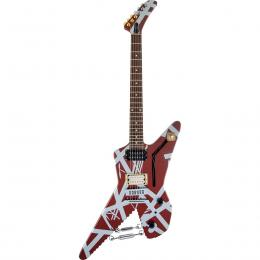 Guitarra eléctrica EVH Striped Series Shark