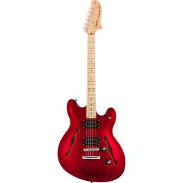 Guitarra eléctrica Squier Affinity Series Starcaster MN CAR