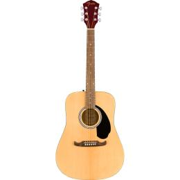Guitarra acústica iniciación Fender FA-125 Dreadnought WN NAT