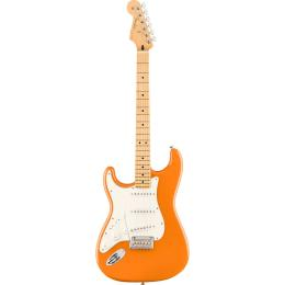 Guitarra zurda Fender Player Stratocaster Left-Handed MN CPO