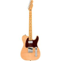 Guitarra eléctrica Fender Rarities Flame Top Chambered Telecaster MN NAT