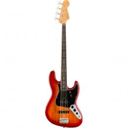 Bajo eléctrico Fender Rarities Flame Ash Top Jazz Bass EB PRB
