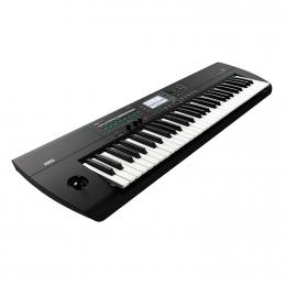 Teclado workstation Korg i3 Black