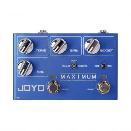 Pedal overdrive guitarra Joyo R-05 Maximum Overdrive