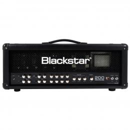 Blackstar Series One 200 - Cabezal a válvulas guitarra
