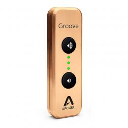 Amplificador auriculares USB Apogee Groove 30th Anniversary Gold
