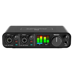 Interface de audio MOTU M2