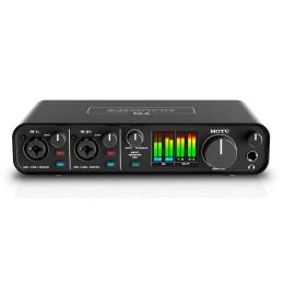 Interface de audio MOTU M4