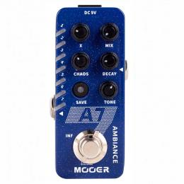 Pedal reverb guitarra Mooer A7 Ambiance