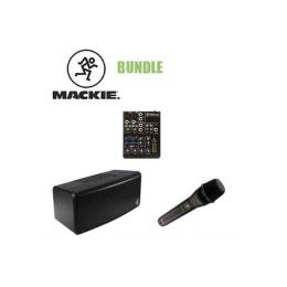 Pack vocalistas Mackie Bundle - 402VLZ4 + EM-89D + FreePlay Go