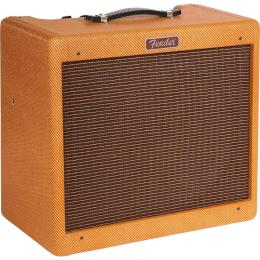 Fender Blues Junior Lacquered Tweed Ltd - Amplificador guitarra