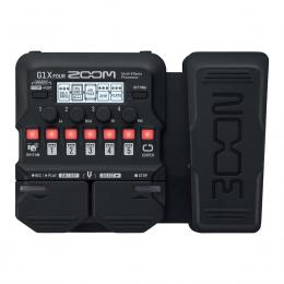 Pedal multiefectos guitarra Zoom G1x Four