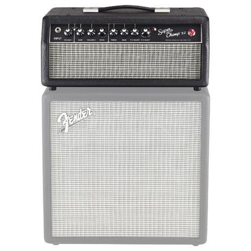 Fender Super Champ X2 Head - Cabezal a válvulas de guitarra