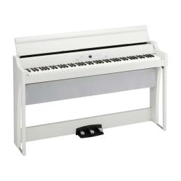 Piano digital Korg G1B Air WH