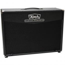 Bafle para guitarra Koch KCC-212 Horizontal Rear Mounted 120W Black