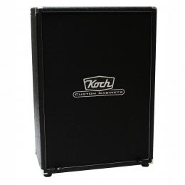 "Bafle para guitarra Koch KCC-212 Vertical 2x12"" Black"