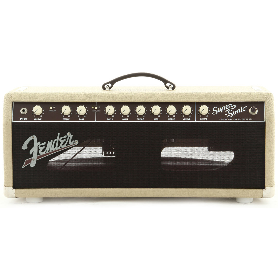 Fender Super-Sonic 22 Head Blonde