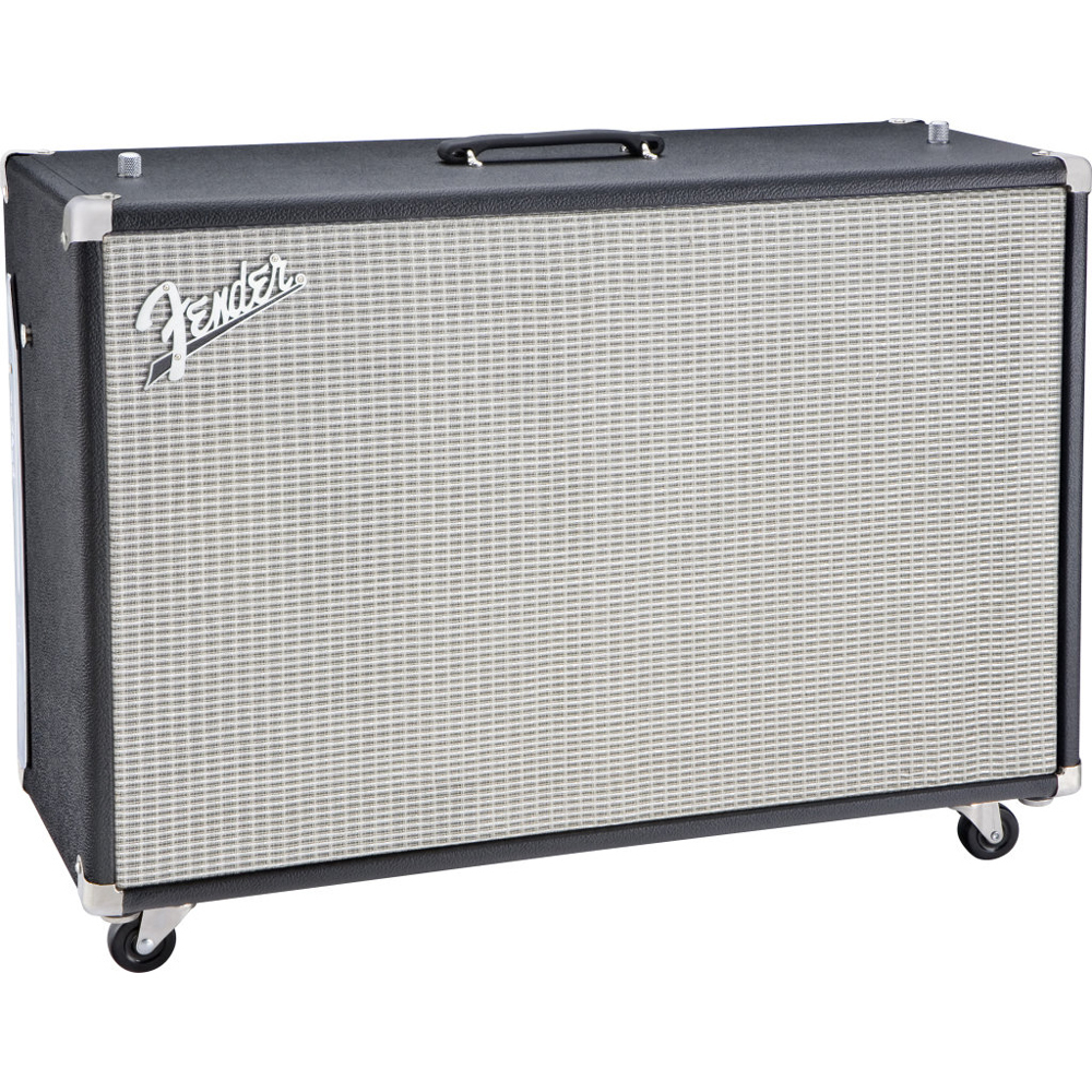 Fender Super-Sonic 60 2x12 Enclosure Black - Bafle guitarra