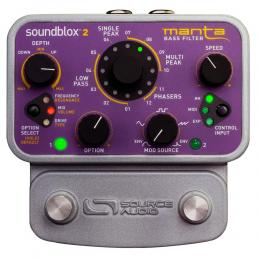 Pedal de filtro para bajo Source Audio SA223 Manta Bass Filter