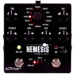 Pedal de efectos Source Audio SA260 Nemesis Delay