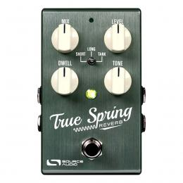 Pedal de efectos Source Audio SA247 True Spring Reverb