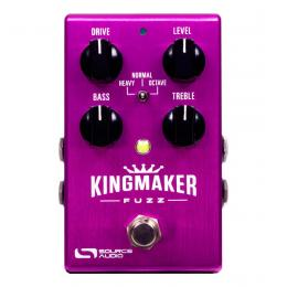 Pedal de efectos Source Audio SA245 Kingmaker Fuzz