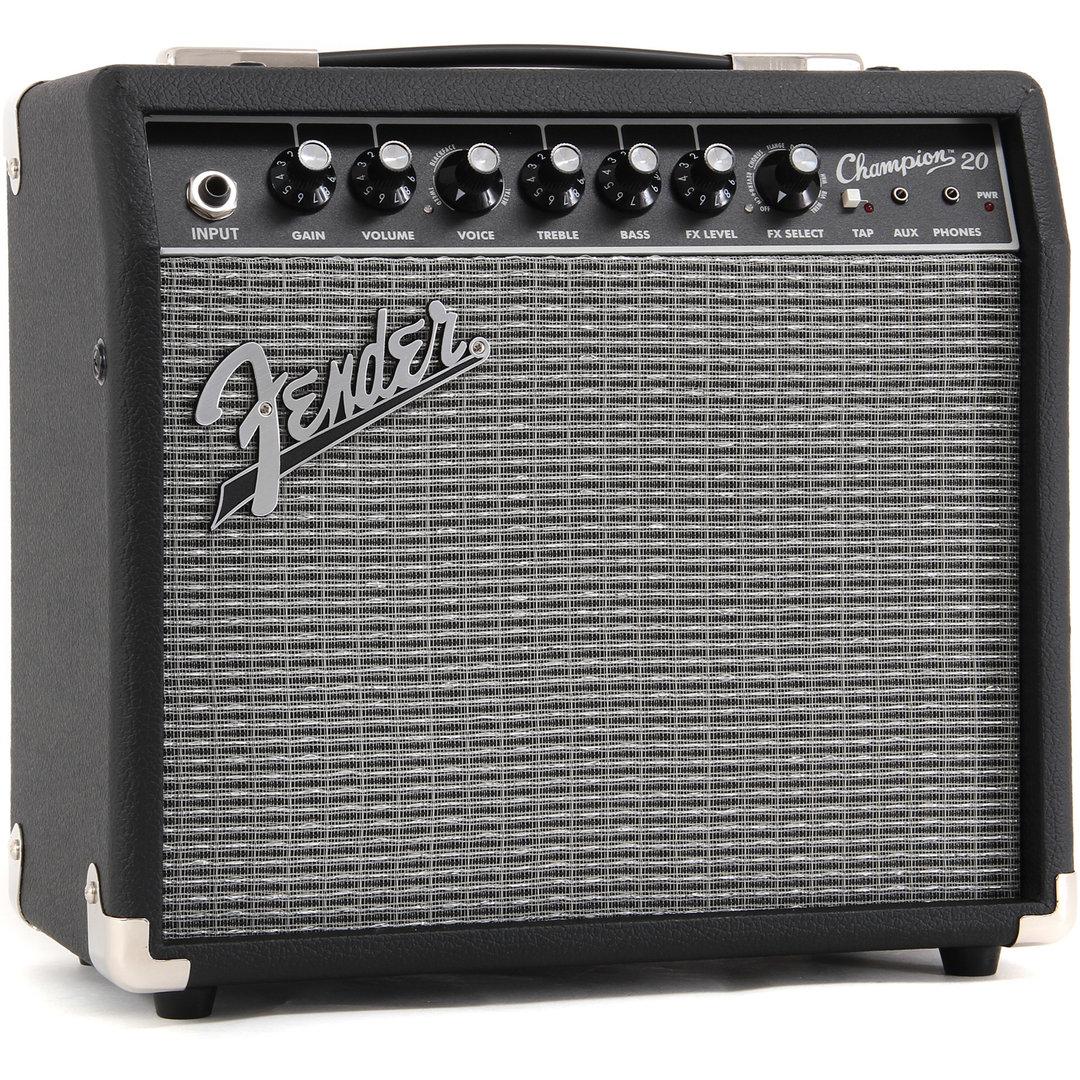 Fender Champion 20 - Amplificador guitarra