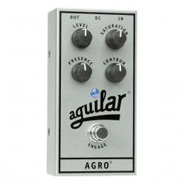 Pedal overdrive para bajo Aguilar Agro Pedal 25th Anniversary